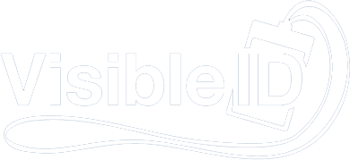 Visible ID Logo (white)